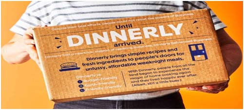COOKING REDEFINED WITH DINNERLY PROMO CODES